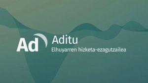 Zientzia | Aditu hizketa-ezagutzaile birtuala