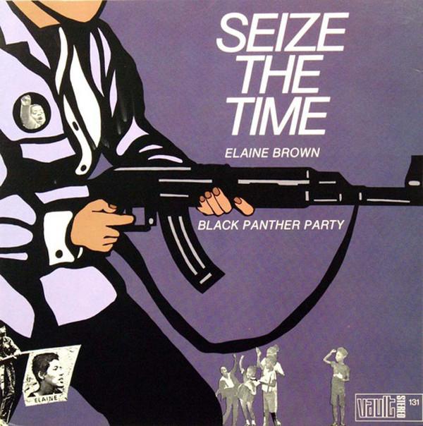 1/12 │ Elaine Brownen «Seize The Time» eta Billy Stewarten ibilbidea