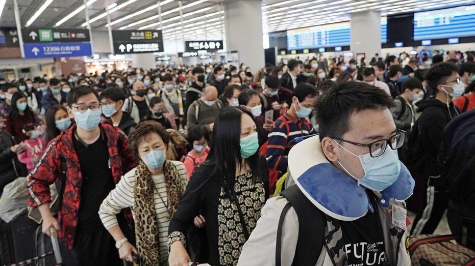 China | Crónica del futuro cercano