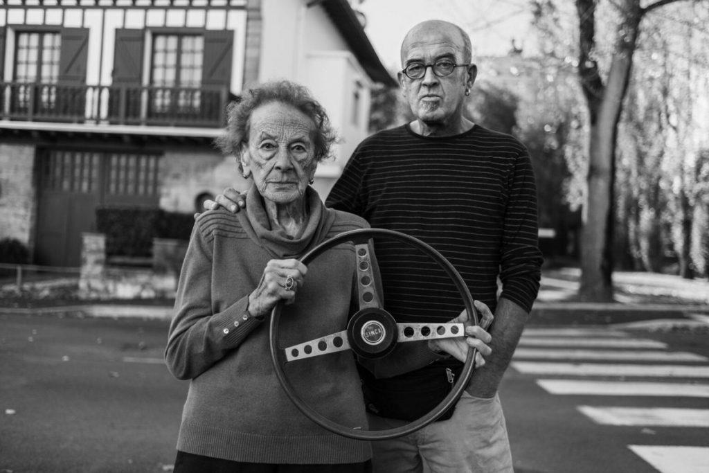 «El volante es un símbolo de la historia, de la memoria de Naparra»