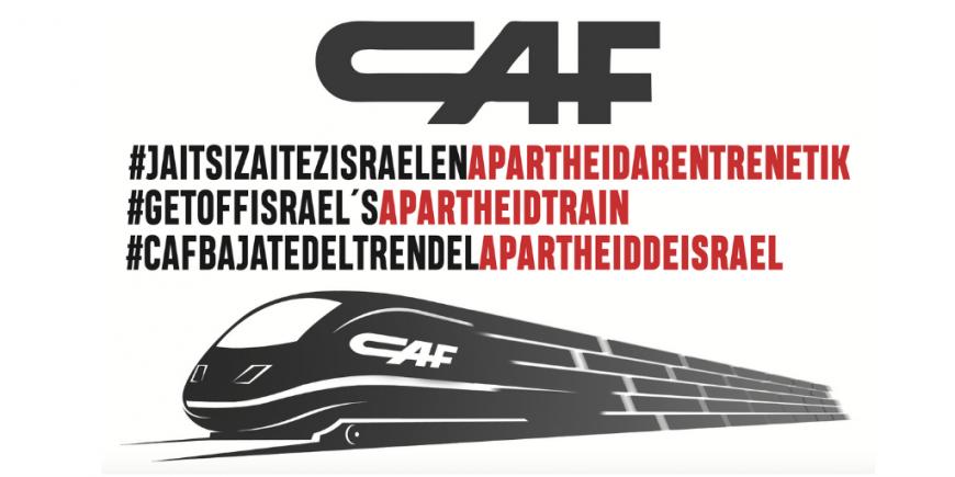 """""""CAF sigue sin posicionarse públicamente, cuando se ha acelerado el comienzo de las obras"""""""