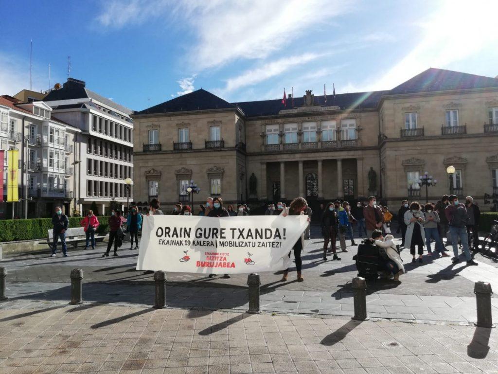 Ekainaren 19an mobilizatzeko deia egin du Euskal Herriko Eskubide Sozialen Kartak