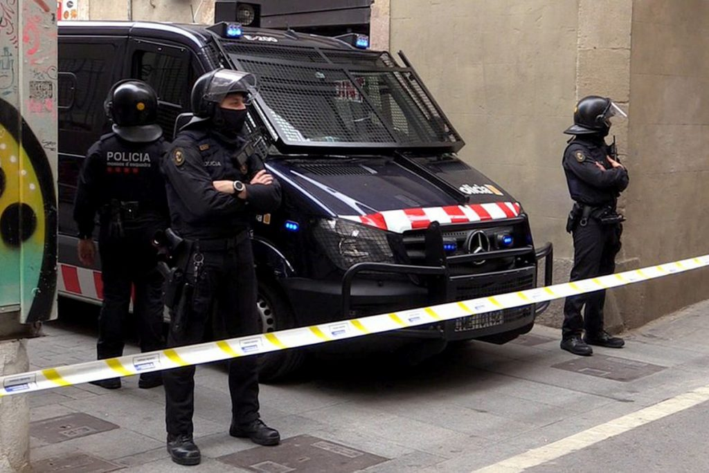 Catalunya | Agresiones Racistas y Mossos d'Esquadra