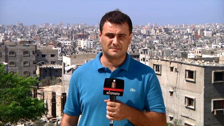 UHintifada 365: Mussaab Bashir: «Hamas es el espantapájaros que Israel utiliza para justificar la limpieza étnica a cámara lenta que está llevando a cabo contra la población de Gaza»