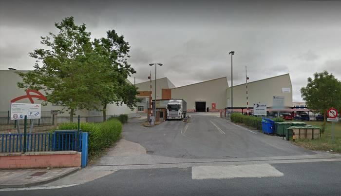 Arcelor Mittalek Aguraingo Sapem lantegia itxiko du