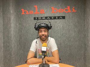 """Juan (EramanKoop): """"Ez dago jasangarritasuna aldarrikatzerik ez bada bizikletaz egiten"""""""