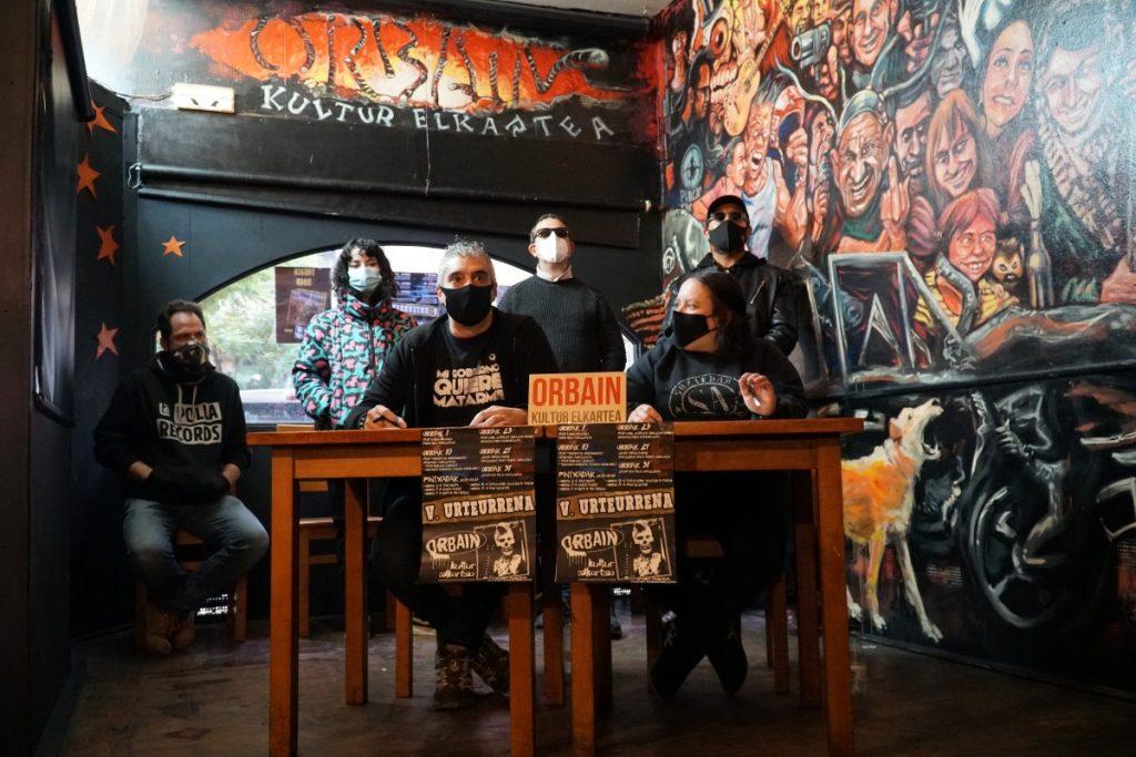 Orbain Kultur Elkartea celebra su quinto aniversario con diez propuestas culturales