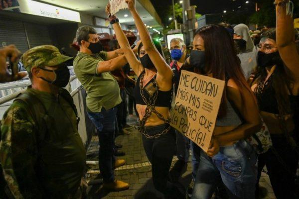 Colombia | Movilizaciones y represión policial