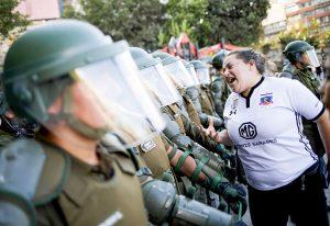 Un año del estallido social en Chile