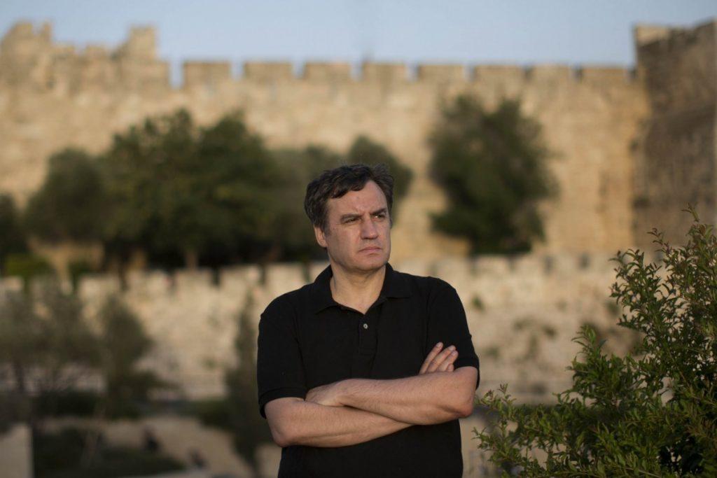 Uhintifada 383: Eugenio García Gascón: «Ante una situación de injusticia tan tremenda como la que hay en Palestina un periodista no puede ser equidistante».
