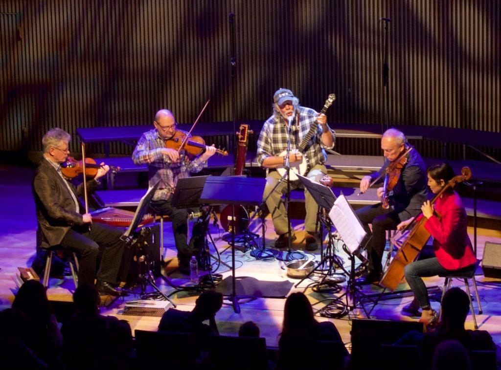 Kronos Quartet, Gustavo Santaolalla, Las Áñez…