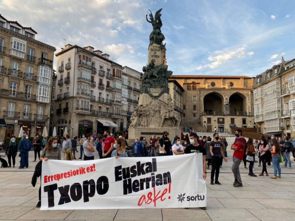 Igor Uriarte queda en libertad a esperas de regularizar su situación