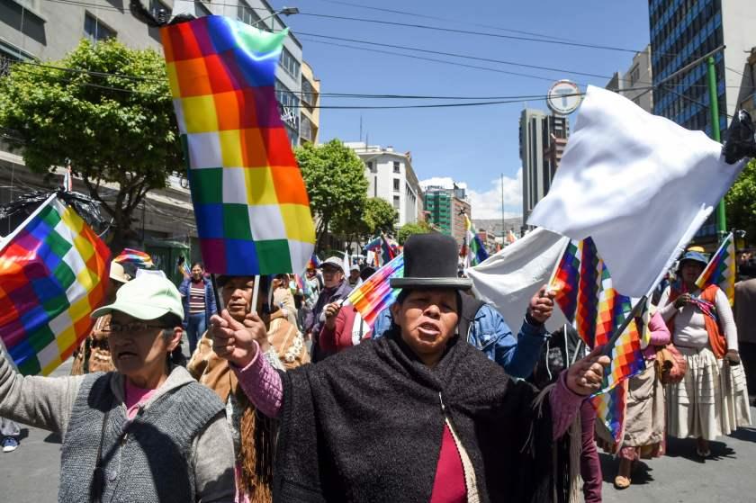 Bolivia | Golpe de estado, moviliaciones y elecciones