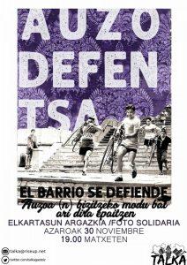 Iraide: «Denunciamos que Adolfo Dominguez aprovechó la situación de confinamiento para ejecutar el desalojo y para desactivar la respuesta de apoyo vecinal y la posible resistencia»