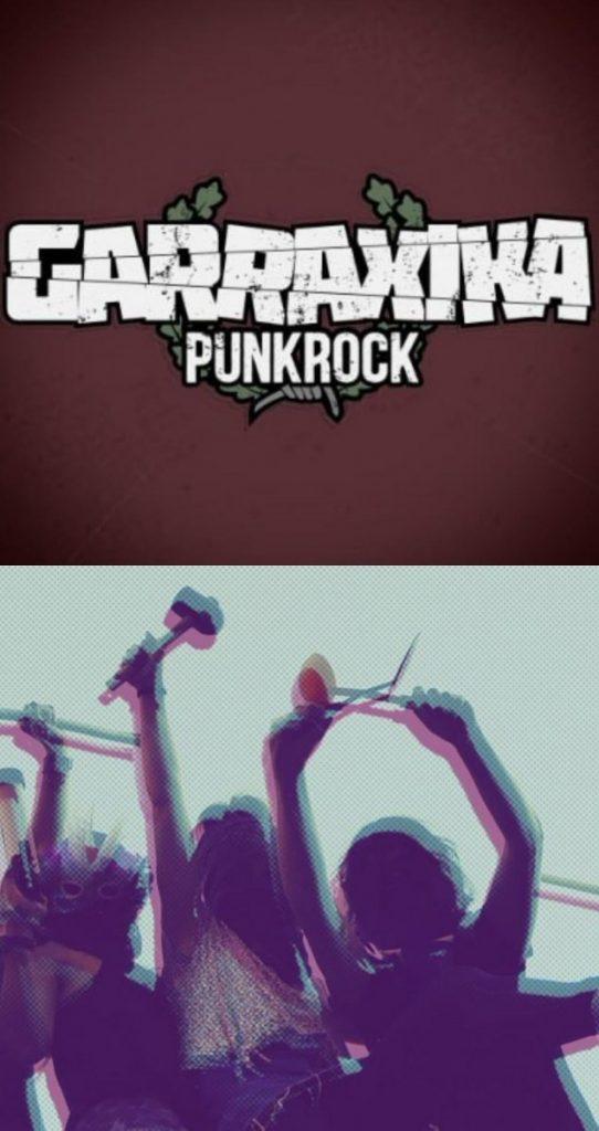 6 / Garraxika Punk Rock eta Negeak talde feminista