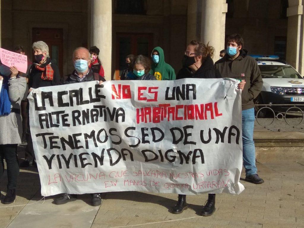 07 de Noviembre de 2020- Trump no quiere aceptar la derrota, Caso Altsasu, la CEV de Colombia y Plataforma Sin Techo