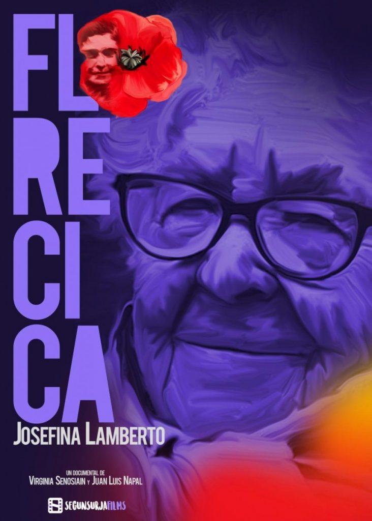 'Florecica', un documental sobre Josefina Lamberto