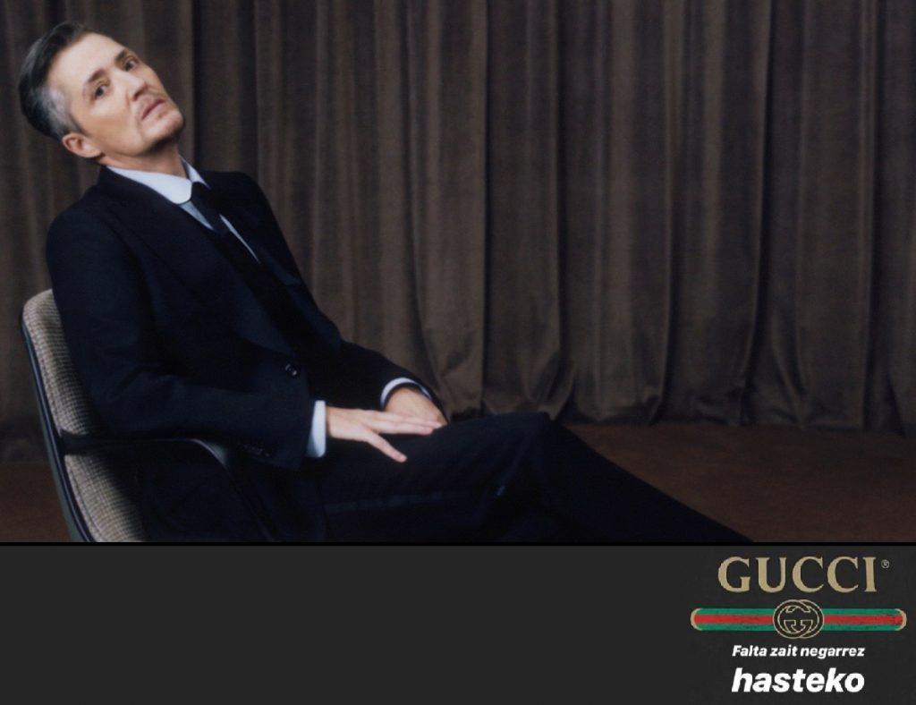 'Gucci' falta zaigu
