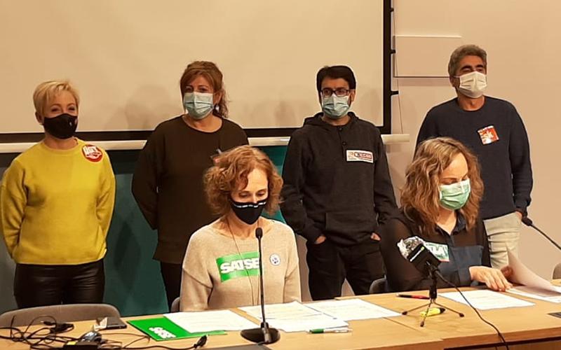 Patxi Nicolau (ESK): «La Pandemia ha puesto encima de la mesa las carencias estructurales de Osakidetza»