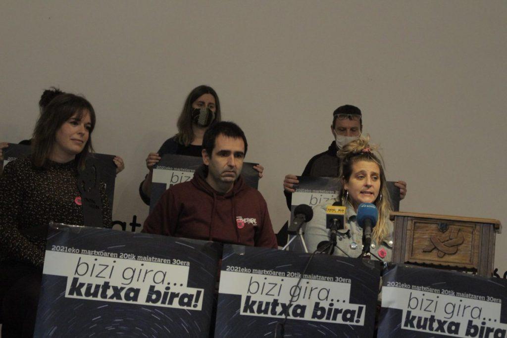 """Zuberoa Egurbide (Iparra-Hegoa): """"Euskal Herriko eraikuntzak ere bere zaintza behar du"""""""