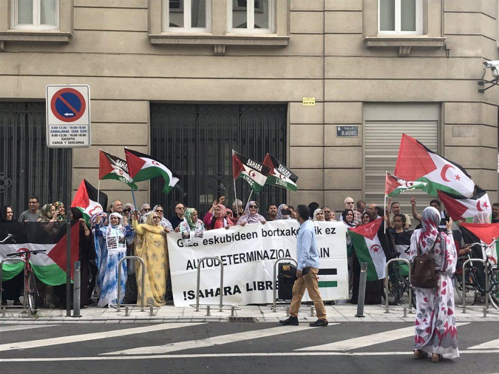 Taquio Jatri Aduh: «Morocco ez da errudun bakarra, egia jakinda isilik gelditzen diren gobernu zein komunikabide ororen errua da ere»