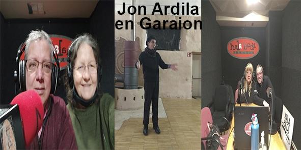KLA-HLA del 13-03-2021con Lula, 08Marzo, Nuevo Parlament, Jon Ardila, Montse Puigdemont.