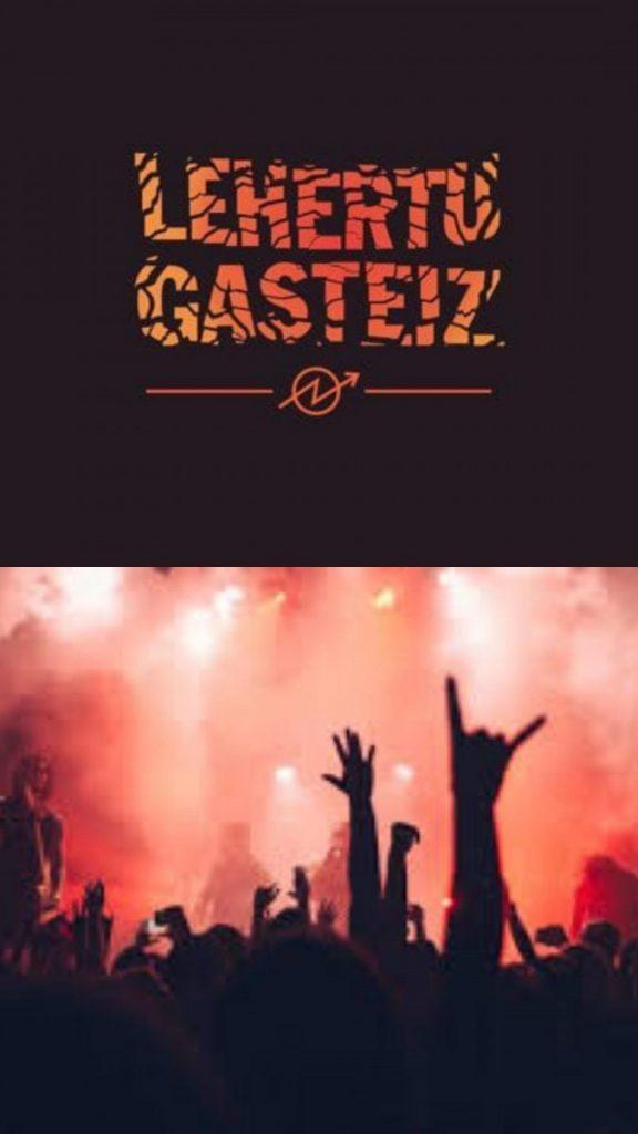 23| Dj Naroa; Lehertu Gasteiz; Festibalak