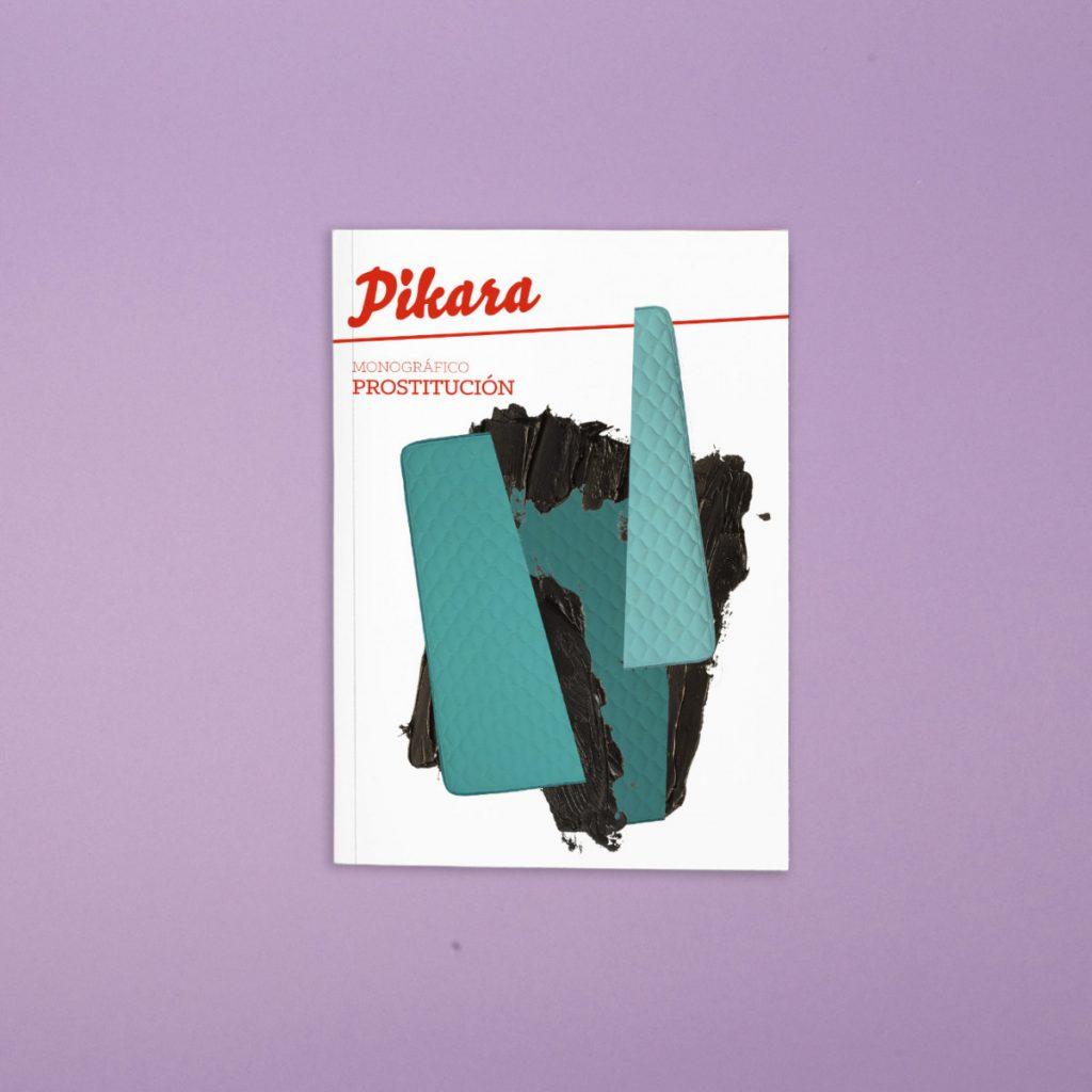 """Teresa Villaverde (Pikara Magazine): """"Creemos que en una revista feminista que saca monográficos al menos uno tiene que tratar el tema de la prostitución"""""""