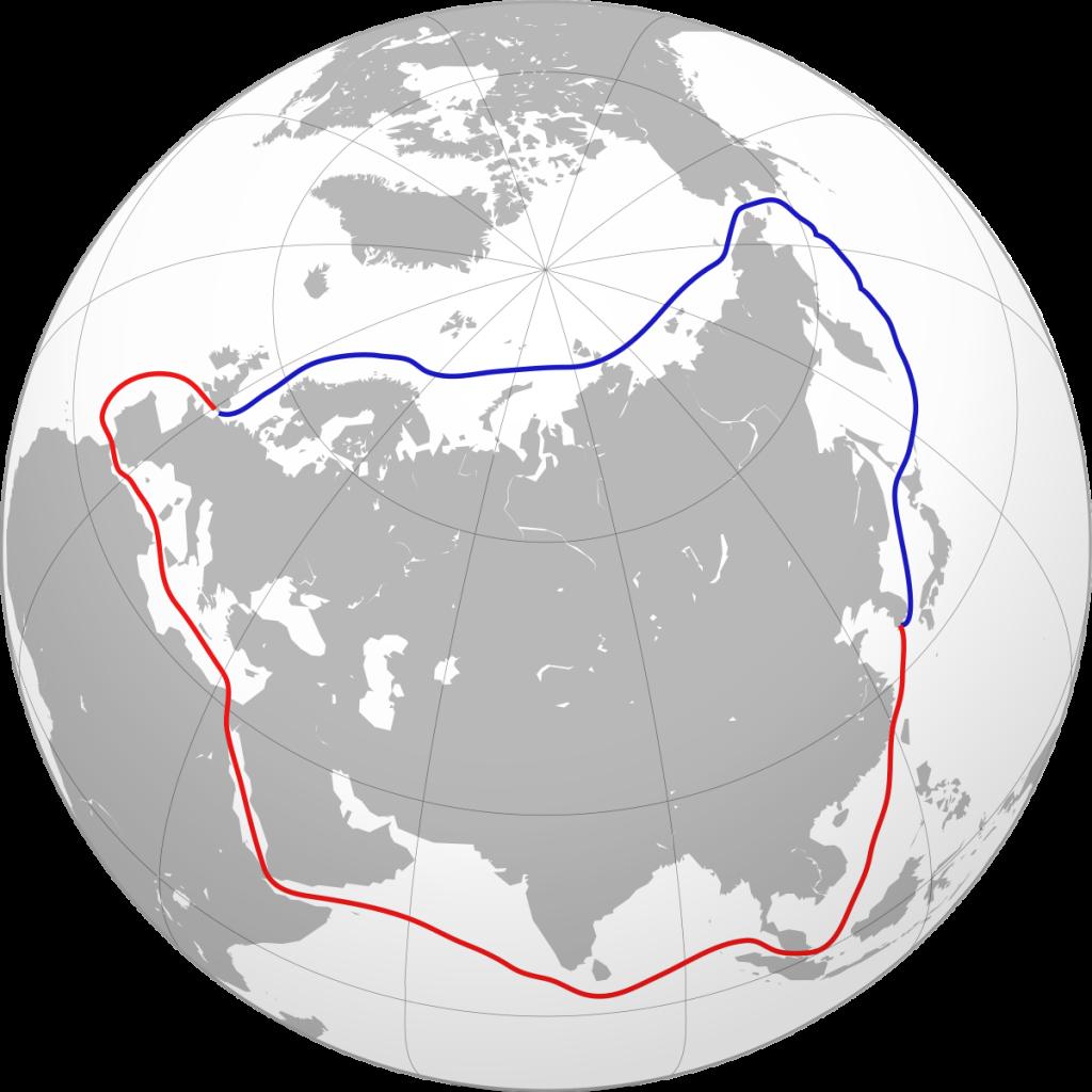 Suezko kanalari alternatibak eta Txina eta Errusiaren etsaiak hizpide