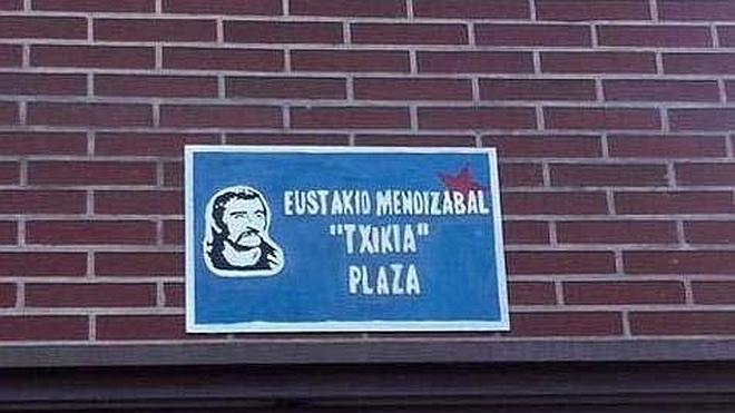Hizki larriz idatzitako kaleko Historia,Eustakio Mendizabal Benito, TXIKIA