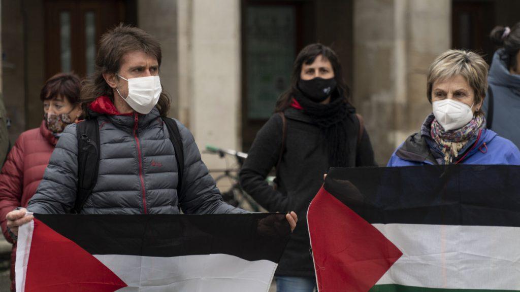 Juani Rishmawik atxilotuta jarraituko du eta inputatu egingo Israelek