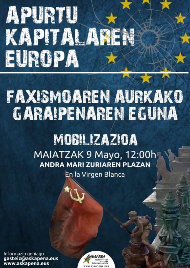 Movilización convocada por Askapena
