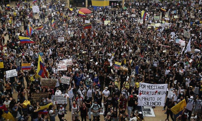 """Vicky: """"Colombia ha vivido en un sistema de terror en los últimos 20 años"""""""