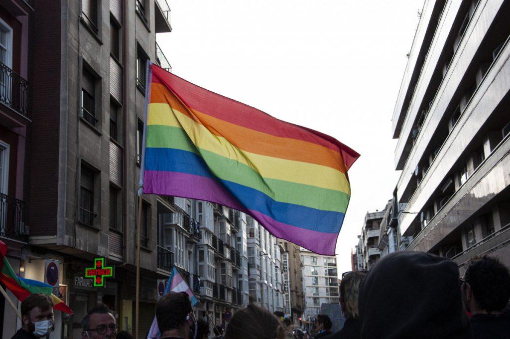 ARGAZKI GALERIA | Ekainaren 28an LGTBIQ+ harrotasuna Gasteizko kaleetan