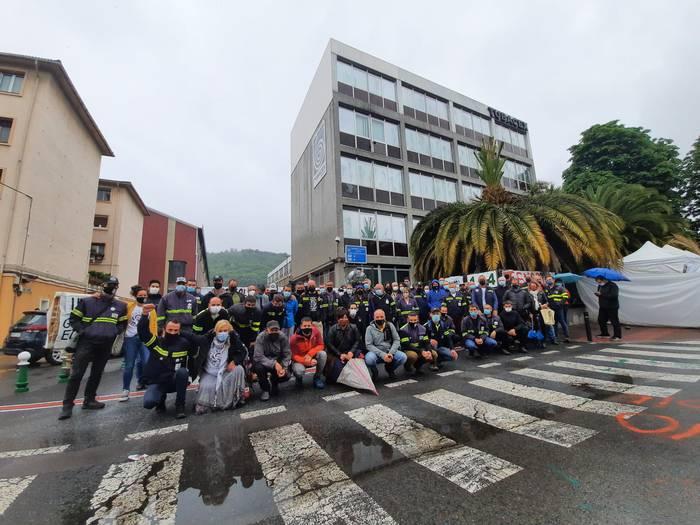 Madrilen mobilizatuko dira Tubacexeko langileak datorren ekainaren 16an
