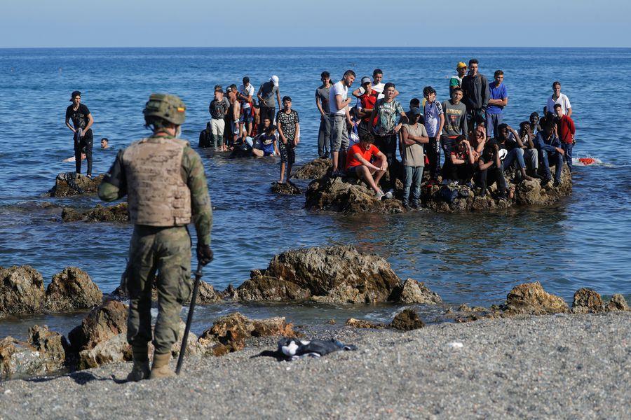 Solasaldia   Europa migrazioen kontrako gotorleku gisa, eta eskuinaren gorakada Europan gazteen artean