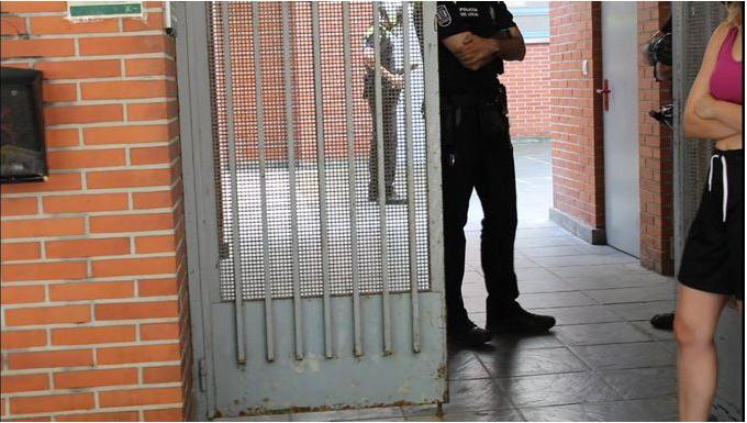 Denuncian el desahucio de una familia con tres menores a su cargo en San Martín