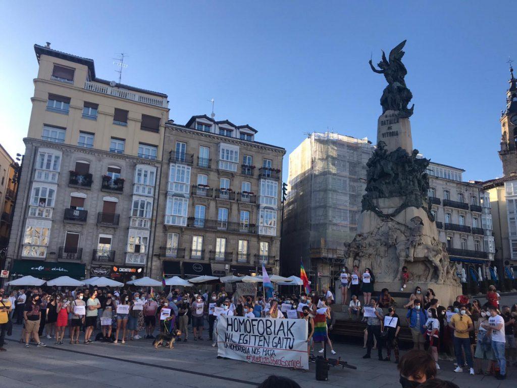 Erasoak salatu eta autodefentsa aldarrikatzeko manifestazioa deitu du E28 Gasteizko Koordinadorak