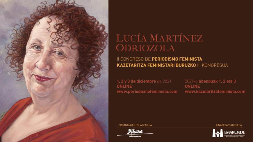 Feminismos | Nuevo número en papel de Pikara, despedida de Lucía Martínez Odriozola y II. Congreso de Periodismo Feminista