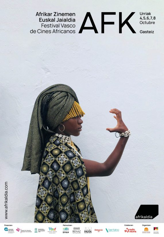 El 4 de octubre comienza la primera edición de Afrikaldia