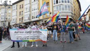 Entrevistas | Agresiones LGTBIfóbicas en Gasteiz