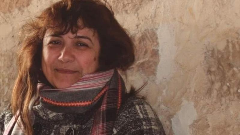 Koldo Alzola: «Juani Rishmawiren atxiloketa kanpaina zabalago baten barruan dago, oro har, Palestinako ezkerreko mugimendu laikoa deuseztatzeko»