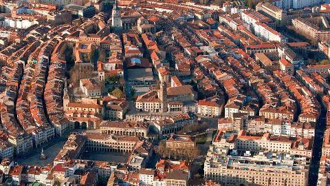 Vitoria-Gasteiz, la ciudad prohibida