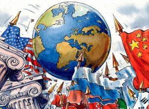 Geopolitika-Ekonomia | Mundu multipolar batera goaz. Zer esan nahi du horrek? Ze oreka ekonomiko eta militar berri ari dira sortzen?