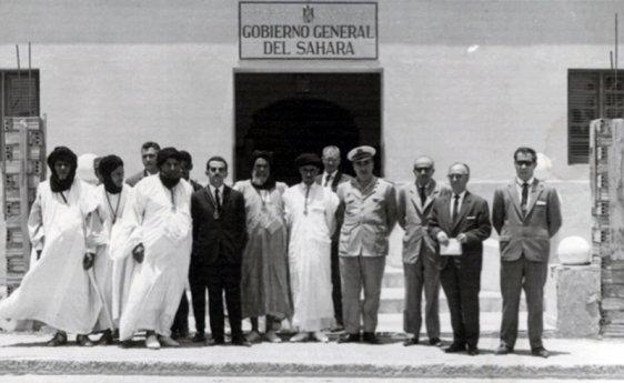 Capítulo II   Las reivindicaciones de Marruecos sobre el territorio del Sáhara Occidental