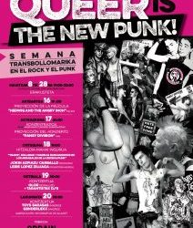 2017.05.15 O no será. Queer is the new punk.